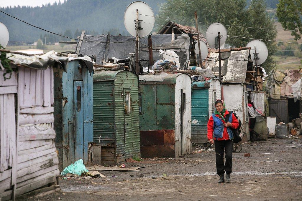 Gipsy settlement